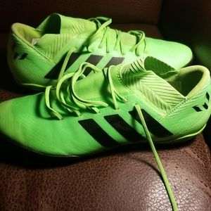Adidas Turf messi soccer cleats